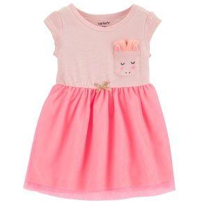 Carter's unicorn dress